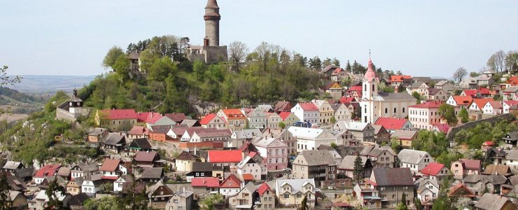 Замок Штрамберк