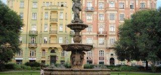 Медвежий фонтан