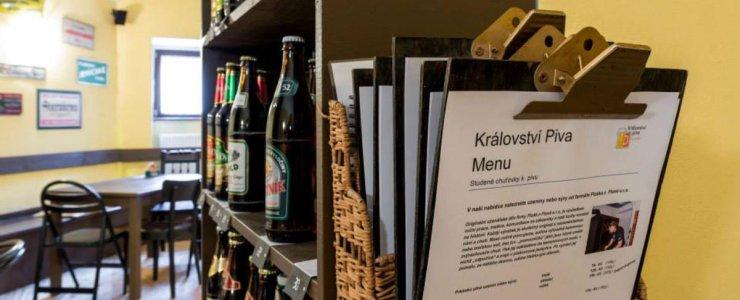 Пивная Королевство пива - Království piva