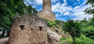 Замок Цимбурк