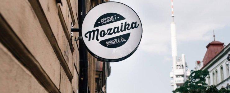 Пивная Mozaika Burger