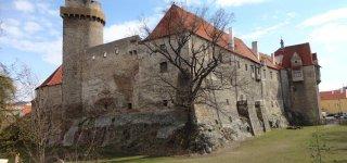 Замок Страконице