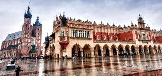 Как добраться из Кракова в Прагу