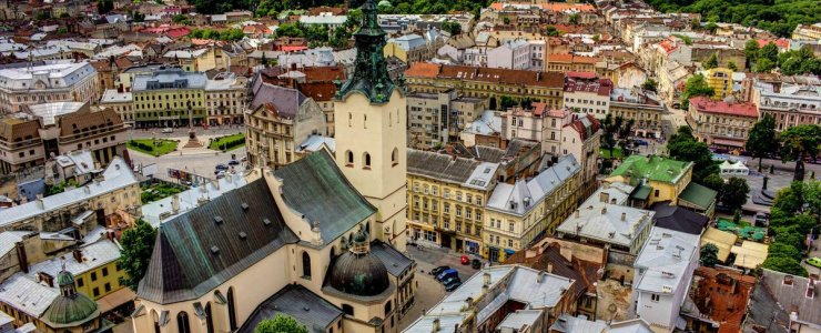 Как добраться из Львова в Прагу