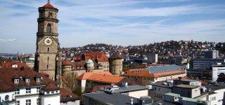 Как добраться из Праги в Штутгарт