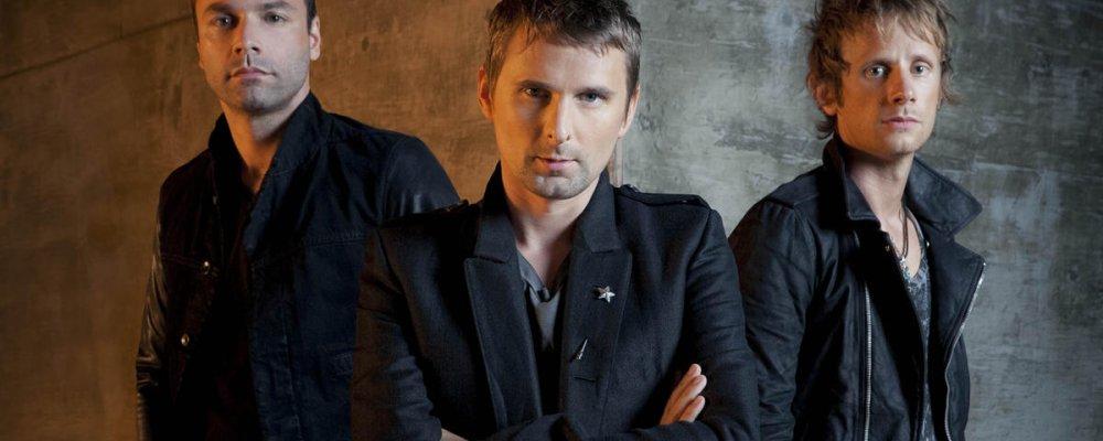 Концерт Muse в Праге
