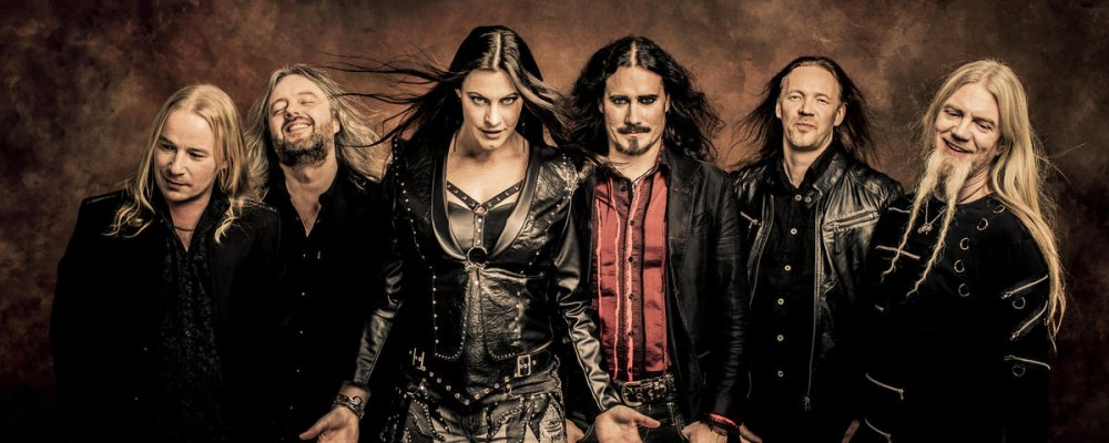 Концерт Nightwish в Праге