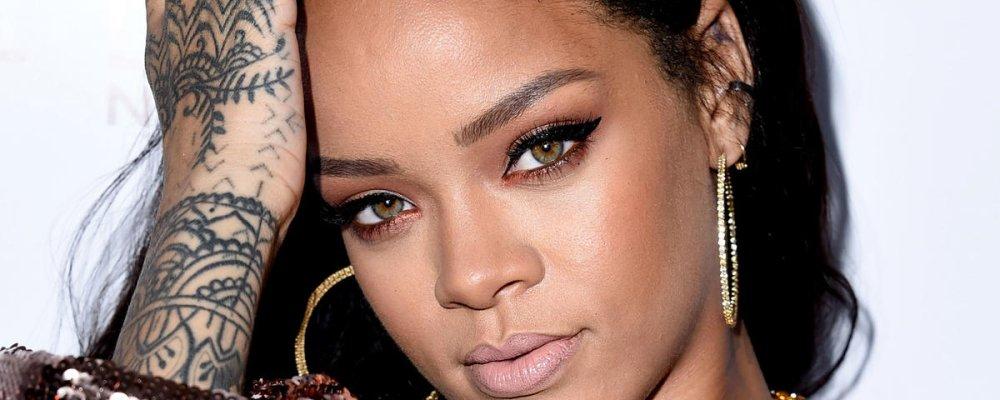 Концерт Rihanna в Праге
