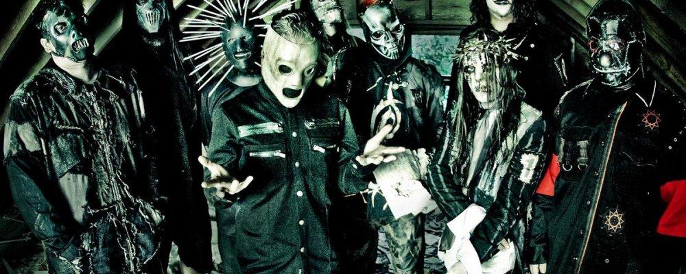 Концерт Slipknot в Праге