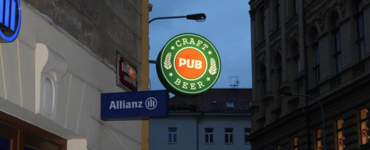 Пивная 20 PIP Craft Pub