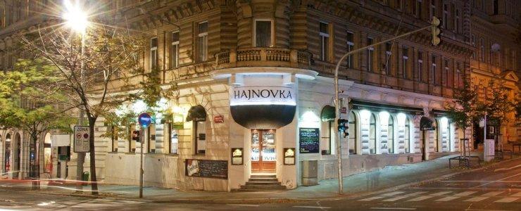 Пивная Hajnovka