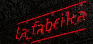 Театр La Fabrika