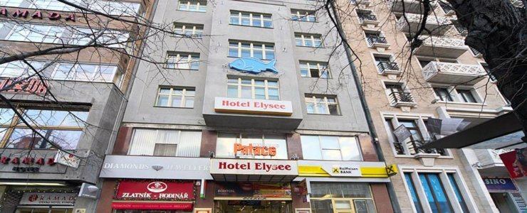 Отель Elysee