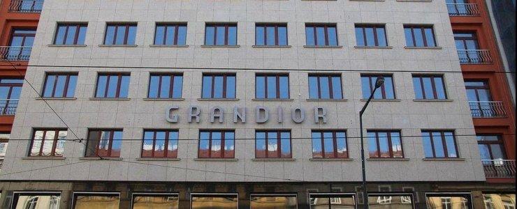 Отель Grandior Hotel