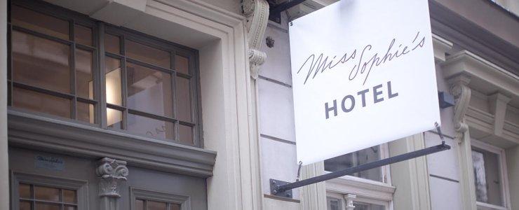 Отель Miss Sophie's