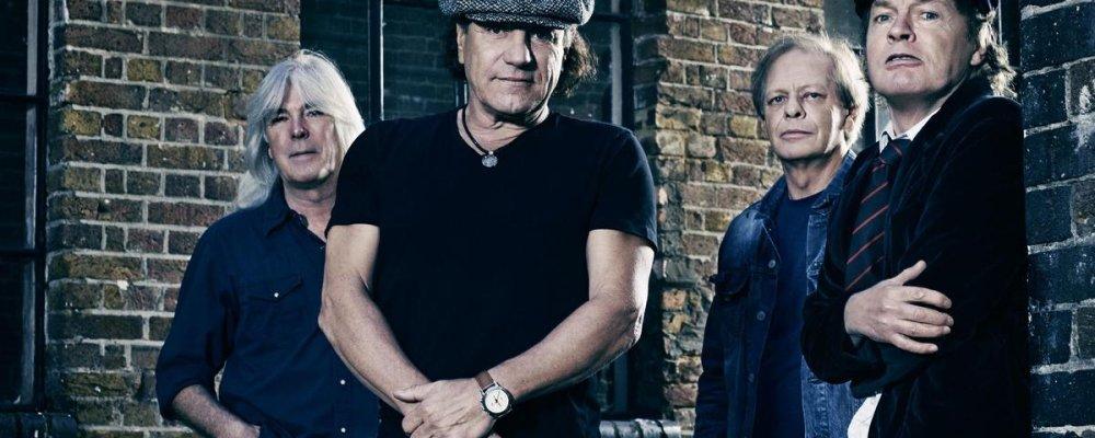 Концерт AC/DC в Праге
