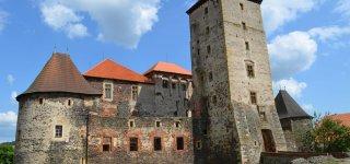 Водная крепость Швигов