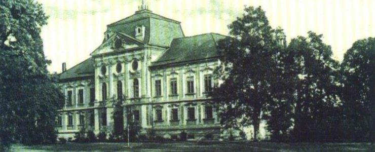 Замок Краварже