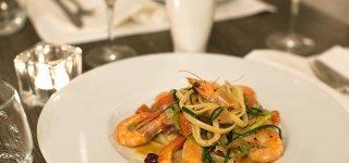 Рестораны с морепродуктами в Праге