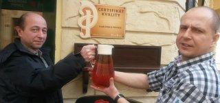 Пивная Karlínská pivnice