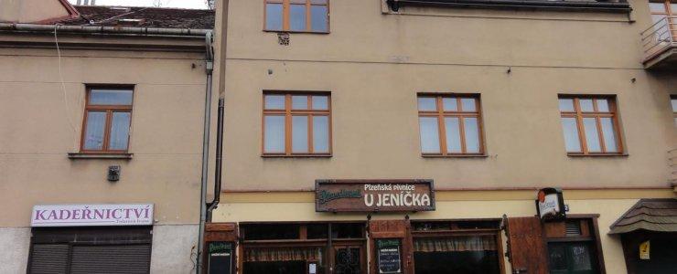 Пивная U Jeníčka