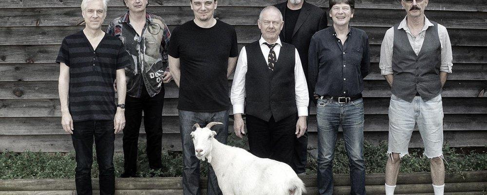 Концерт King Crimson в Праге