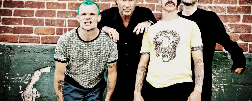 Концерт Red Hot Chili Peppers в Праге