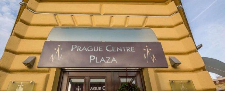 Отель Prague Centre Plaza