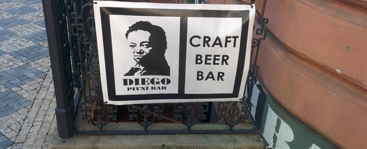 Пивная DIEGO pivní bar