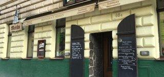 Пивная Merlin Irish Pub
