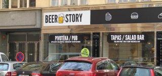 Пивная Beer Story Dlouha