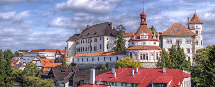 Йиндржихув-Градец - Jindřichův Hradec