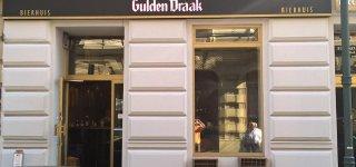 Пивная Gulden Draak Bierhuis