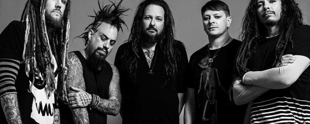 Концерт Korn в Праге