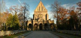 Виноградское кладбище