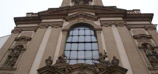 Костёл Святого Яна Непомуцкого на Градчанах