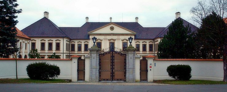 Замок Колодее