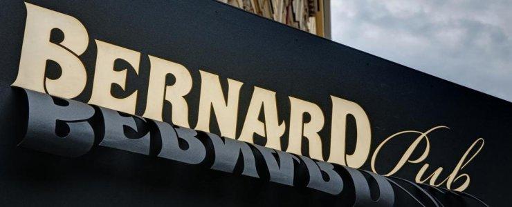 Пивная Bernard Pub Bruselská