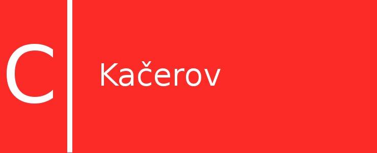 Станция метро Kačerov