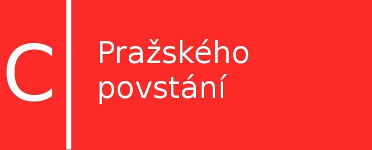 Станция метро Pražského povstání
