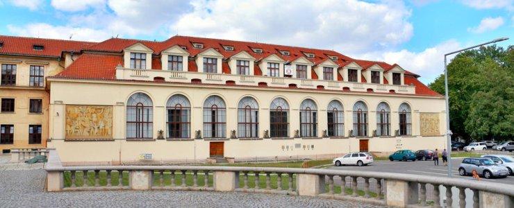 Дворец Михны