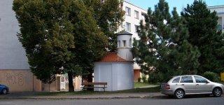 Капелла св. Яна Непомуцкого в Гайе