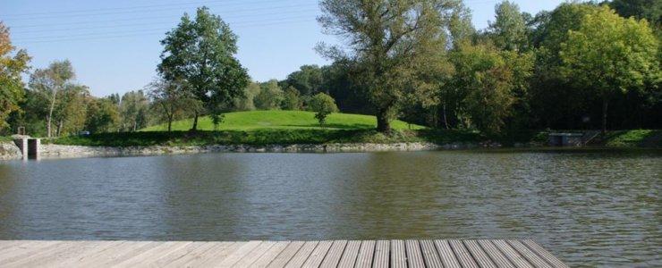Пруд Hořejší rybník