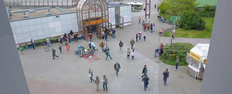 Торговый центр Lužiny