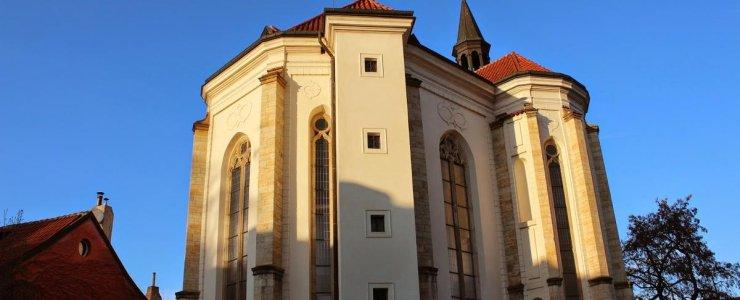 Костел Святого Роха (Градчаны)
