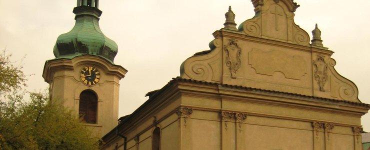 Костёл святого Николая в Вршовице