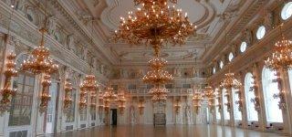 Испанский зал Пражского града