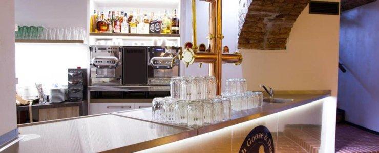 Пивная Restaurace Husinec