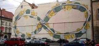 Стрит-арт в Праге