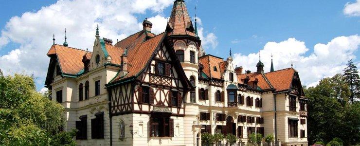 Замок Лешна